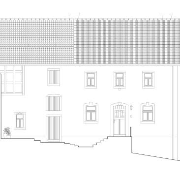 16th century barn renovation